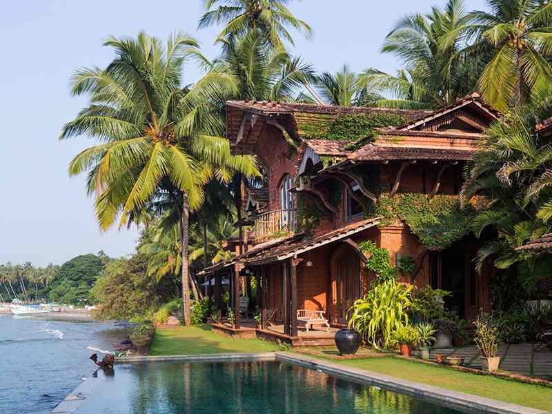 Юг Гоа Индия