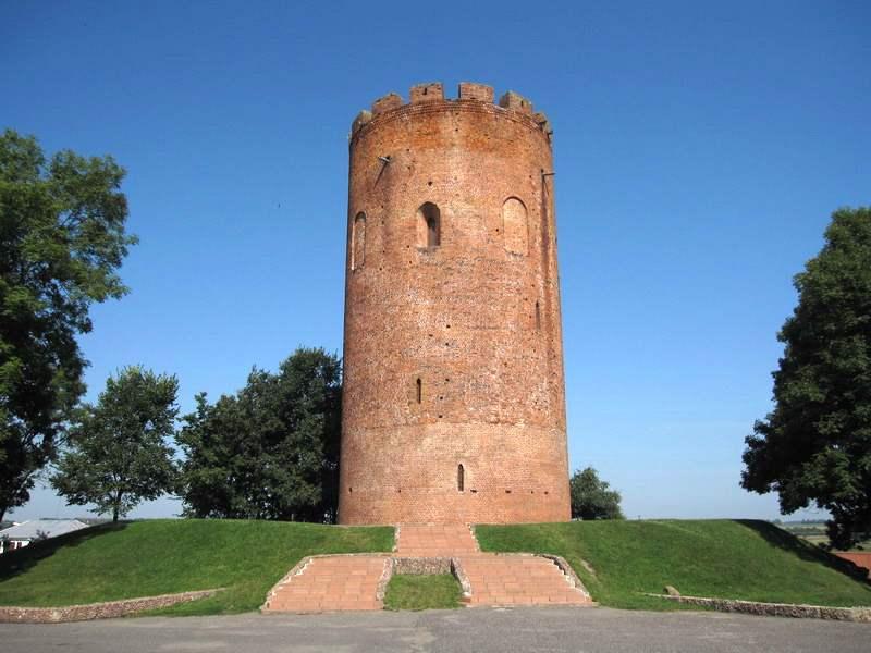 Белая вежа