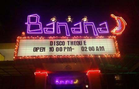 Ночной клуб - дискотека Банана (Banana)