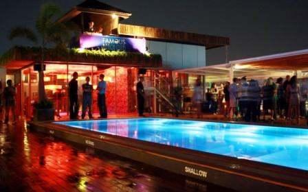 Ночной клуб - дискотека Famous