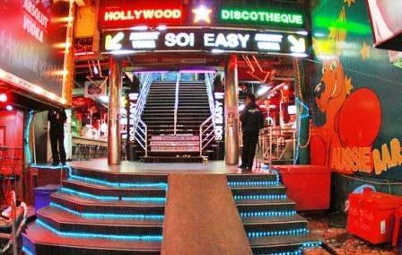 Ночной клуб - дискотека Голливуд (Hollywood)
