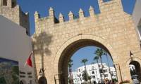 Ворота в порт
