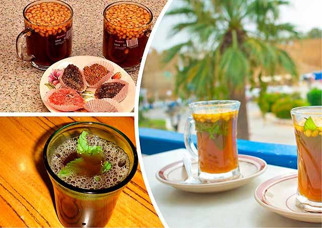 чай из Туниса