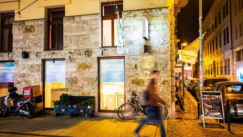Где недорого поесть в Будапеште: новая кофейня Horizont