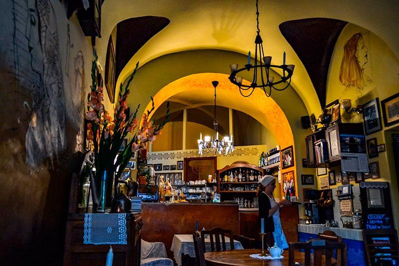 Лучшие рестораны Будапешта: Mandragora