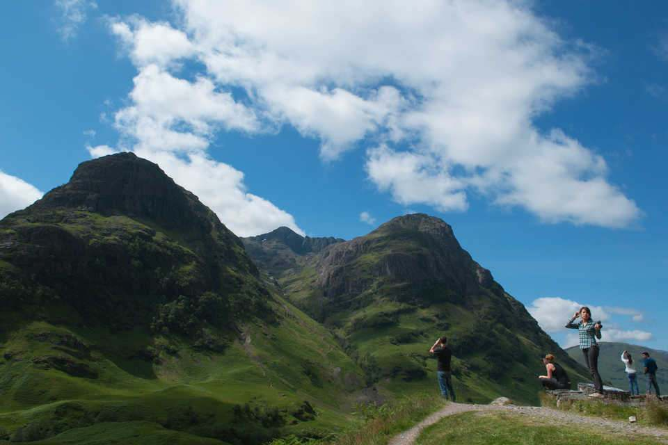 ЛохНесс СевероШотландское нагорье тур из Эдинбурга