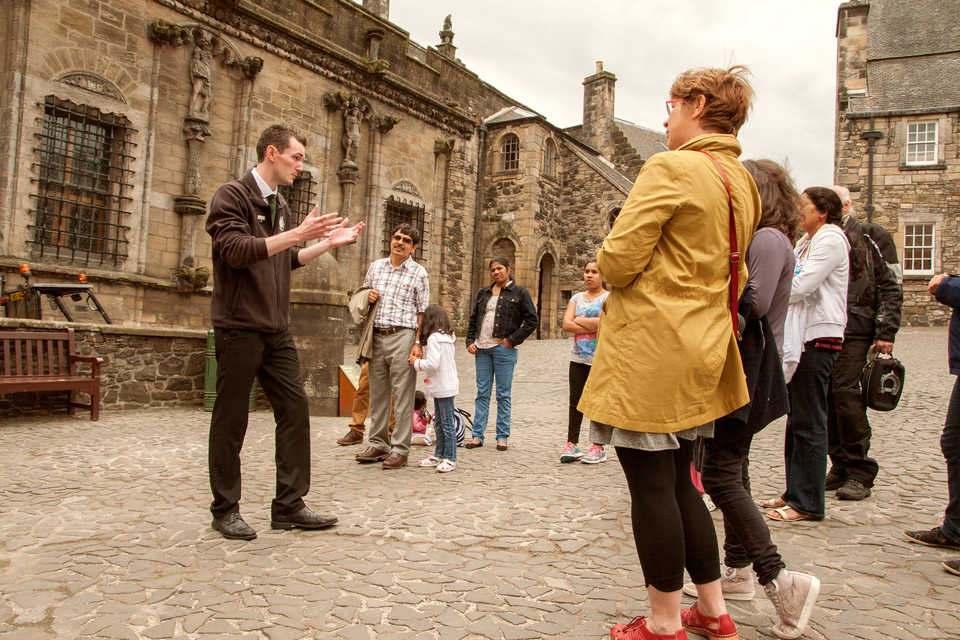 ЛохЛомонд Горная местность и тур по замку Стерлинг из Эдинбурга