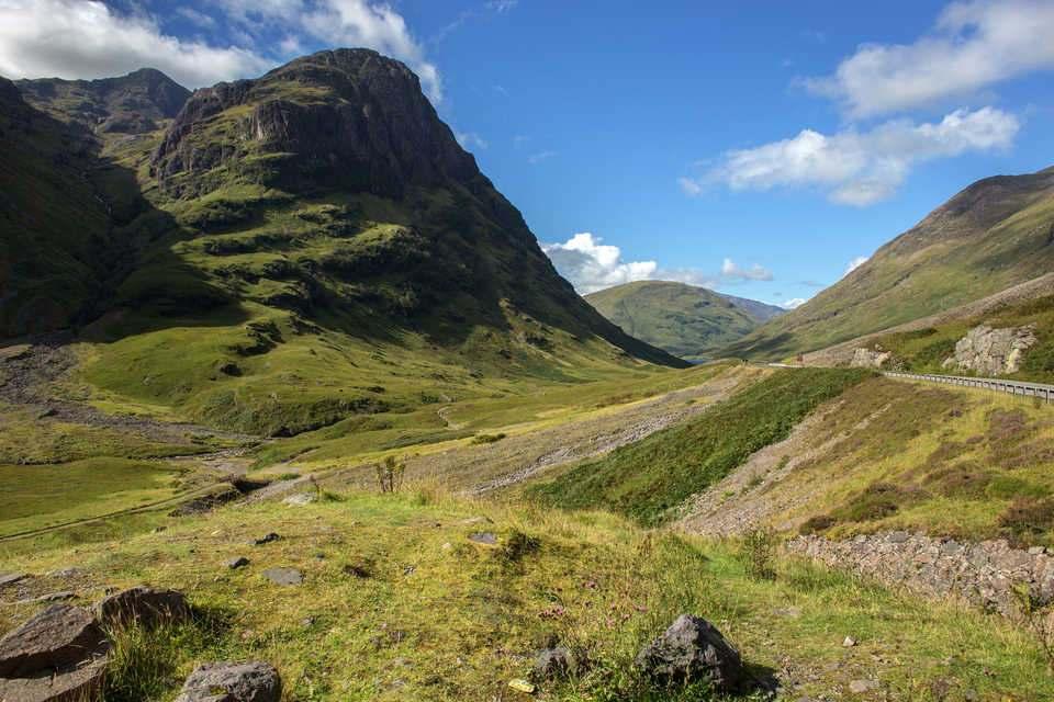 loch ness the highlands Небольшой групповой тур из Эдинбурга
