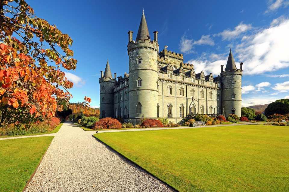 Тур по озерам горам и замкам Западного Нагорья из Эдинбурга