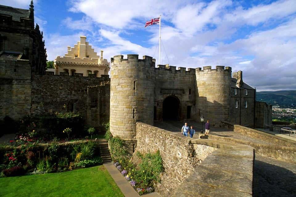 ЛохЛомонд Троссахс и замок Стерлинг тур из Эдинбурга