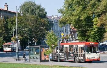 Транспорт в Вильнюсе