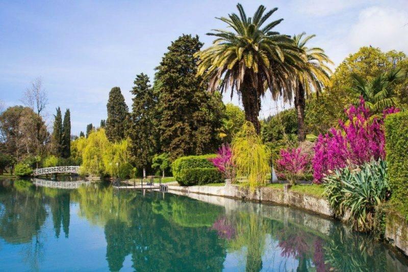 21 живописная достопримечательность курортного Сухуми