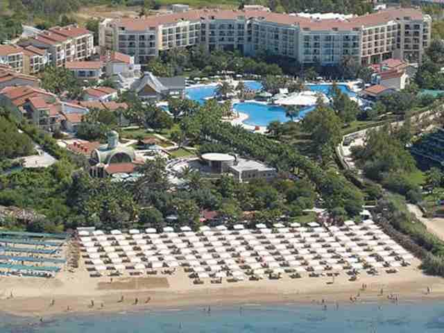 Отель Barut Resort Spa