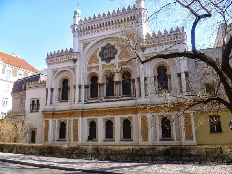 Испанская синагога, Еврейский квартал в Праге