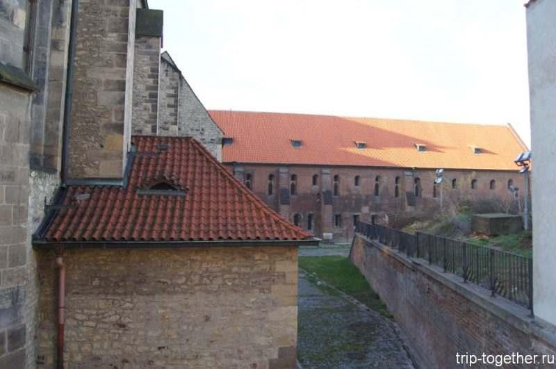Монастырь Святой Анежки Чешской