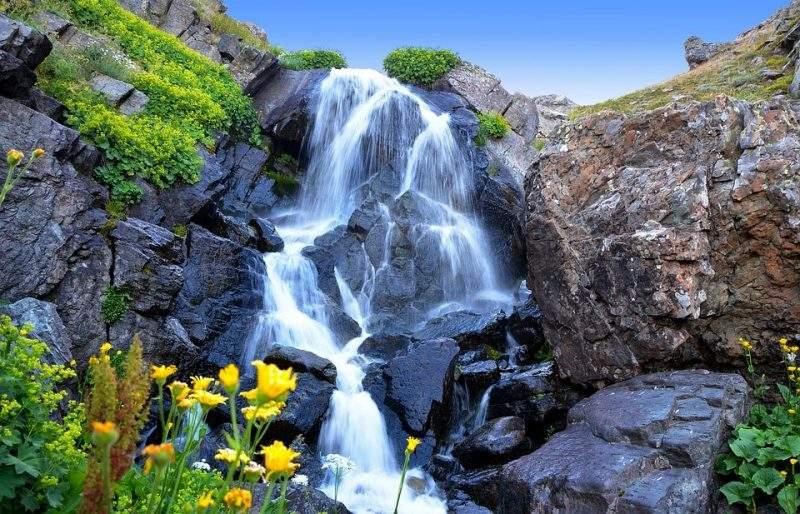 Водопады Турции – еще одно турецкое чудо