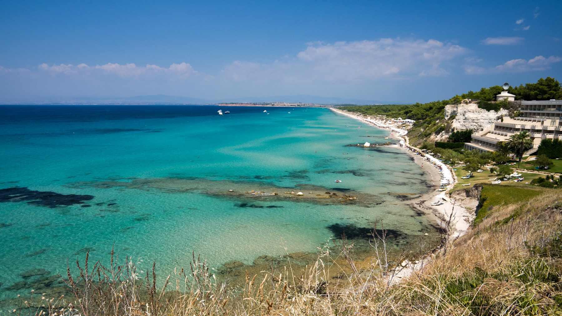 Кассандра, Греция