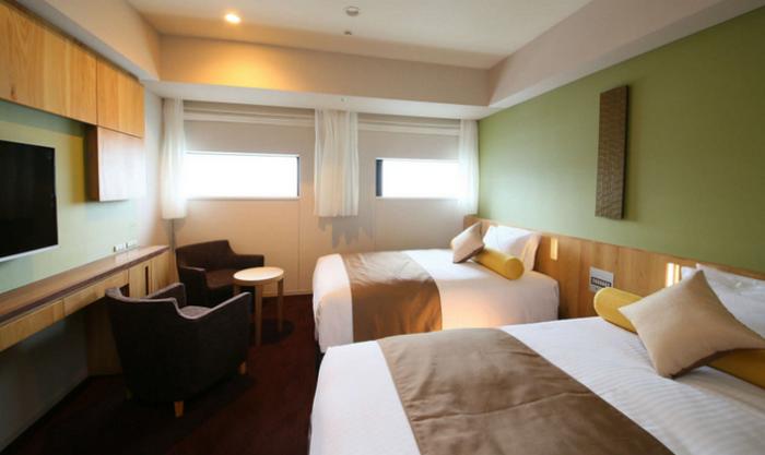 Номер в отеле «Hotel Gracery Shinjuku»