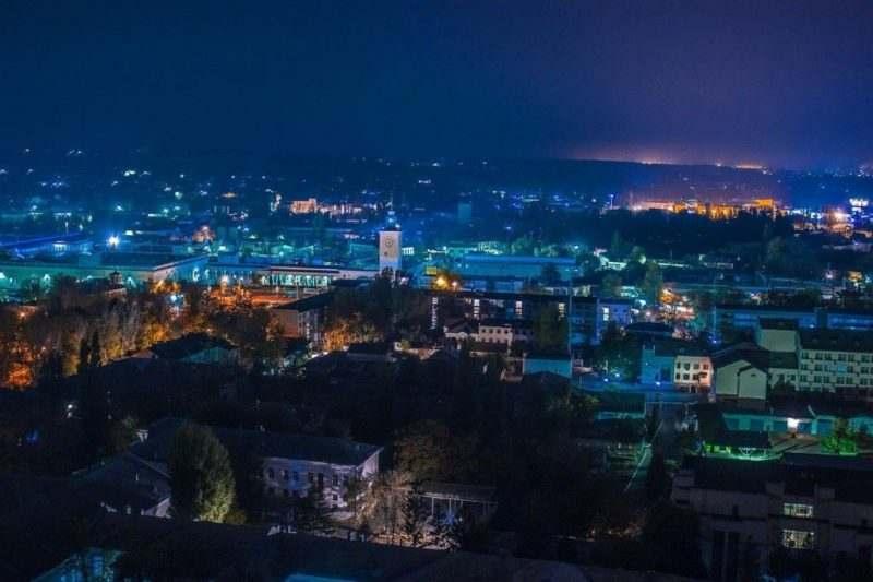 25 черноморских достопримечательностей Симферополя