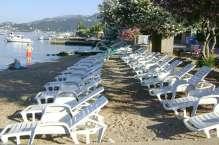 Пляжи района Кумбор в Черногории