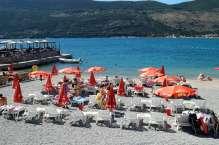 Пляж Рафаэло в Херцег-Нови