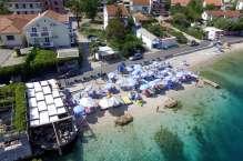 Пляжи района Дженовичи в Черногории