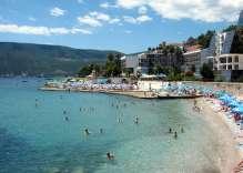 Пляж отеля Плажа в Герцег-Нови