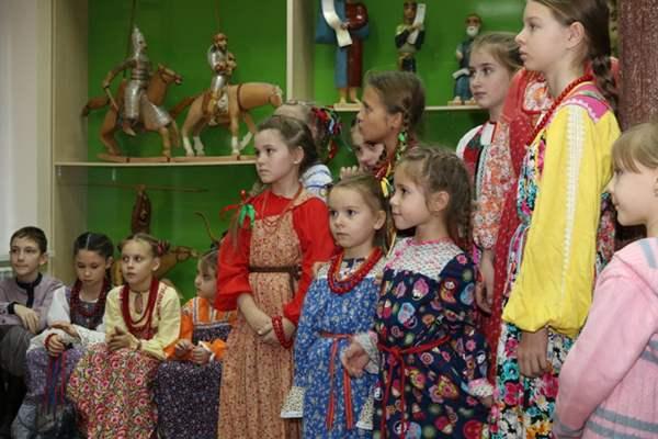Детский этнографический центр
