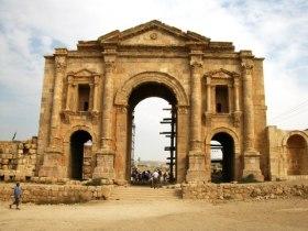 Арка Адриана (Hadrian's Arch)