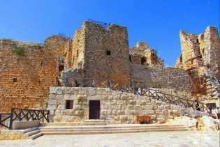 Замок Аджлун (Калат ар-Рабат)