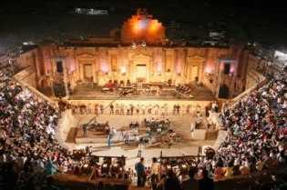 Фестиваль в Джераше
