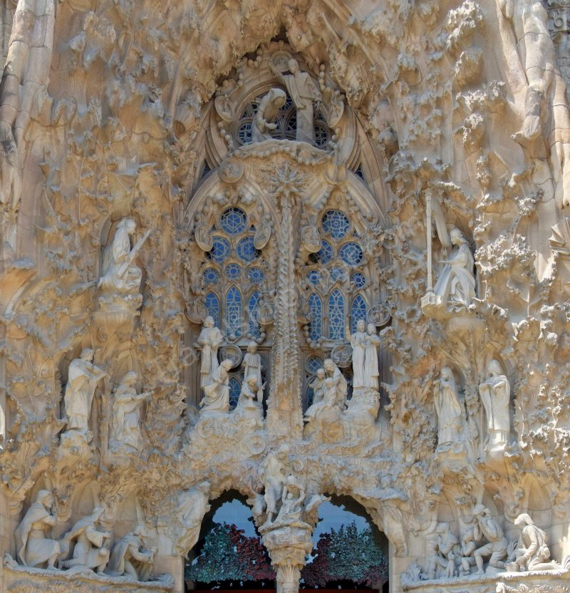 Храм Саграда Фамилия