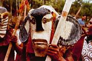 Ritual'nyye maski Peru