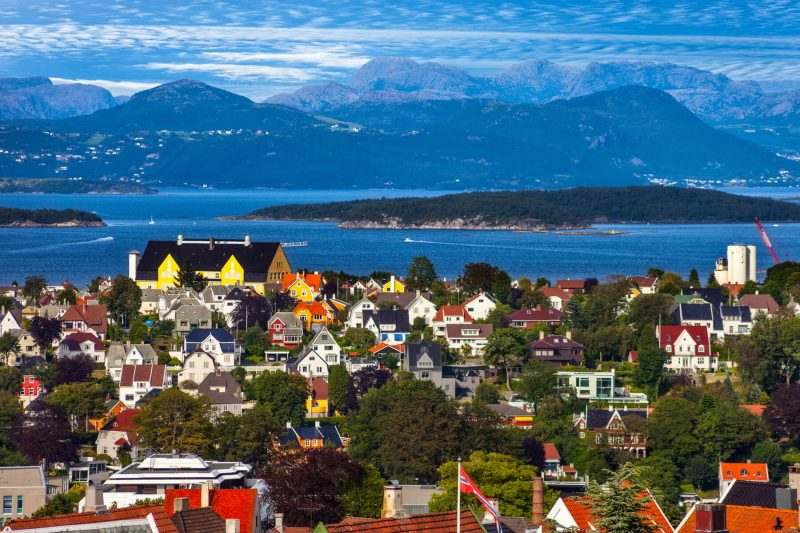 Ставангер, Норвеги