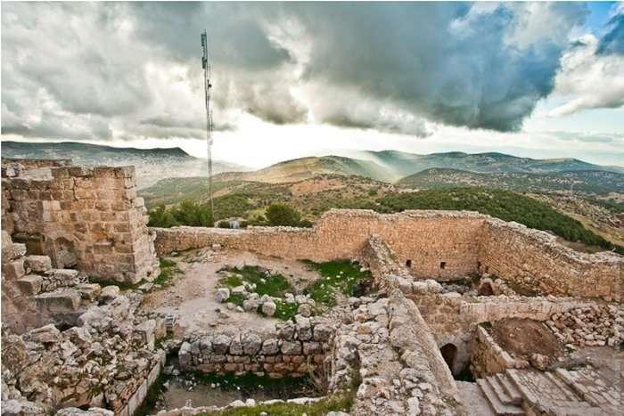 Замок Аджлун