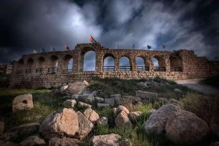 Руины Джераша