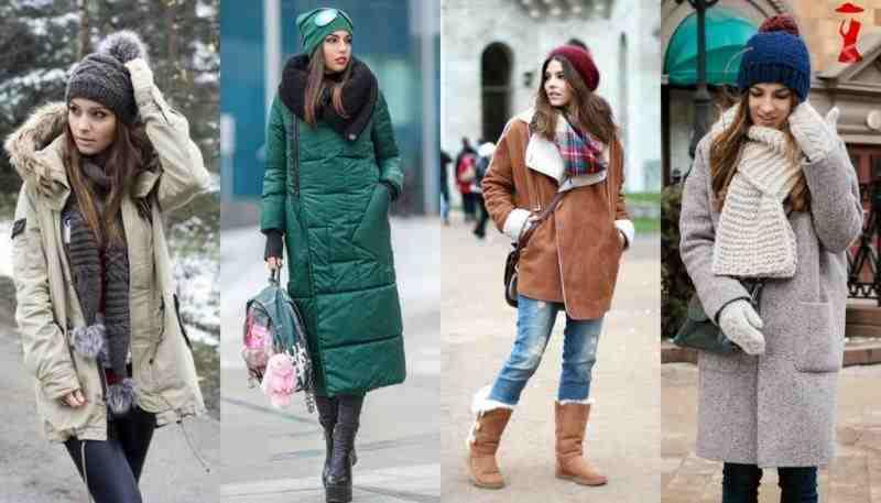 как одеться в Чехии зимой