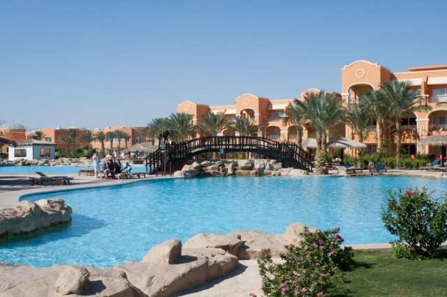 Самые красивые отели Египта