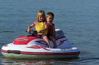 Семейный отдых у озера Севан