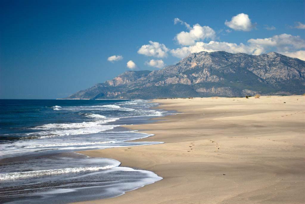 Где в Турции самое чистое море и пляжи