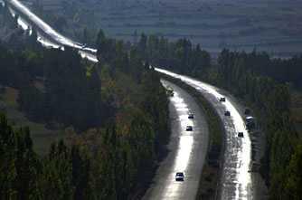 Севанское шоссе