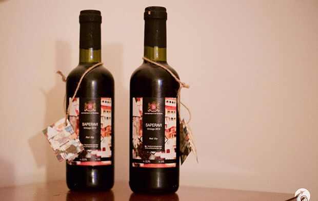 Вино и другие спиртные напитки