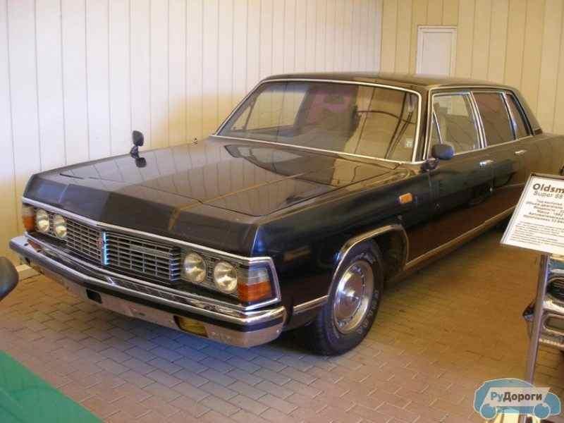 Автомобильный музей в Сочи