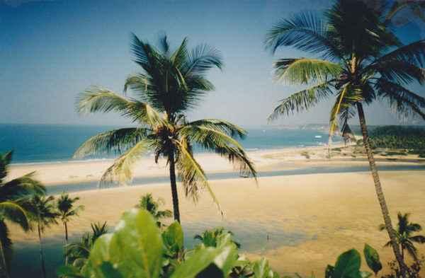 Пляж Керим