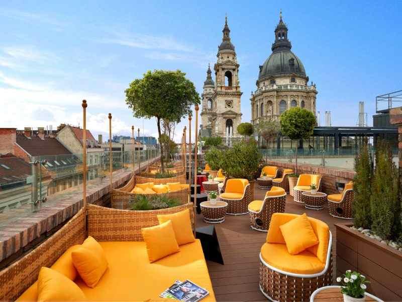 Лучший отель Будапешта 2017 Aria Hotel Budapest