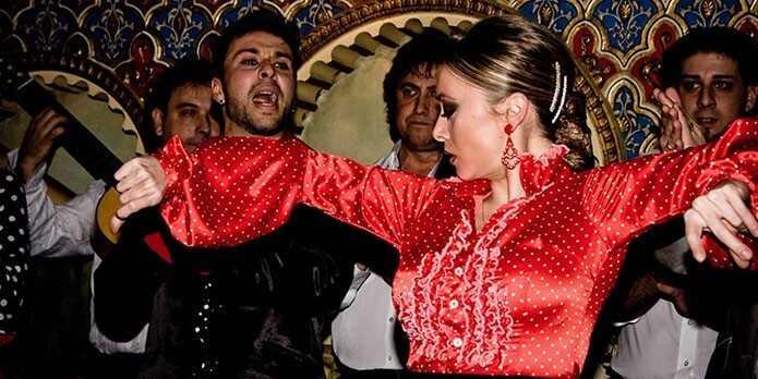 Фламенко в TorresBermejas - фото