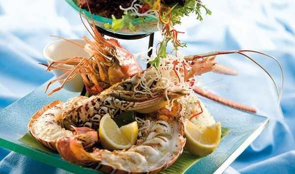 кухня на Мальдивах