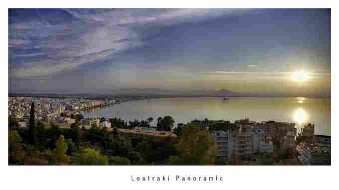 Loutraki Panoramic