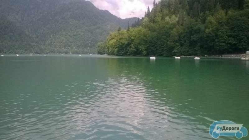 Природа в Абхазии