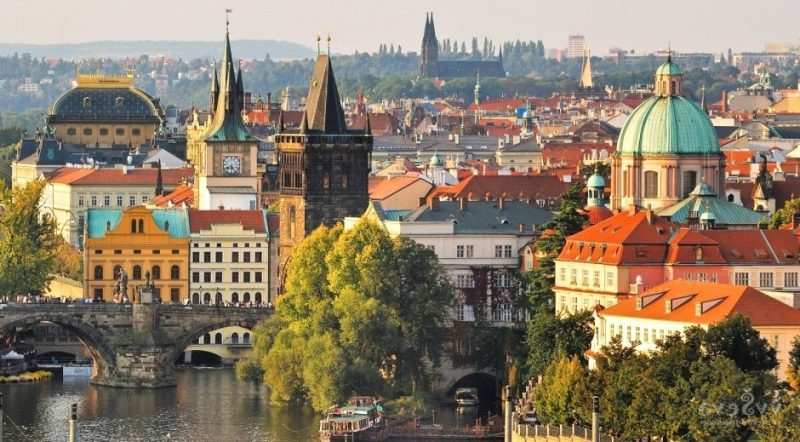 главное фото Чехии
